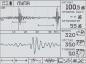 Ультразвуковой дефектоскоп А1214 EXPERT режим Лупа
