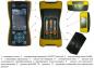 Компоновка ультразвукового дефектоскопа NOVOTEST УД2301